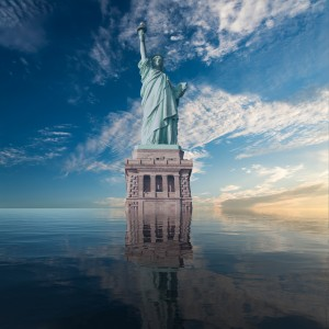 STATUE OF LIBERTY by ART &  INSPIRATION