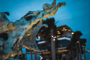 St. Petersburg Pier Art by Aamorephotography