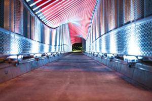 Helix Bridge by Aamorephotography