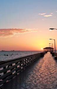 Bayshore Sunrise by Aamorephotography