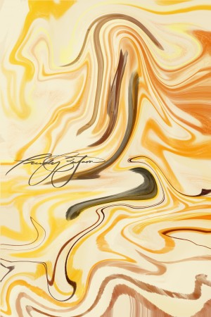 Wave by Afrocentric Painter