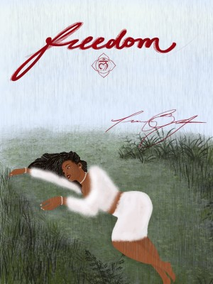 Freedom by Afrocentric Painter