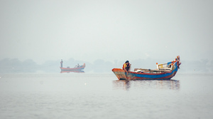 Fishing  by Aniket Wasnik