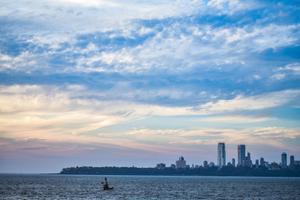 Mumbai  by Aniket Wasnik