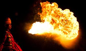 Fireball by Aniket Wasnik
