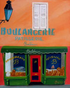 Baldacci Bakery by Anthony J Dunphy