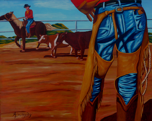 Chaps by Anthony J Dunphy