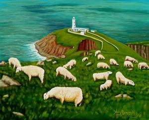 Coastal Dining by Anthony J Dunphy