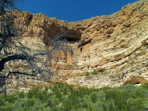 Montezuma's Castle-6 by Arizona Photos by Jym