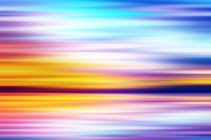 Abstract Sunset X by Art Design Works