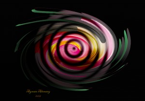 The whirl, W11.1B by Ayman Alenany