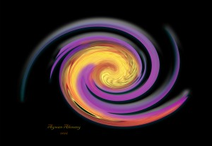 The whirl, W1.12B by Ayman Alenany