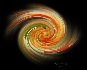 The whirl, W1.6B by Ayman Alenany