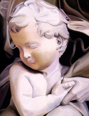 THE CHILD by Bella Visat Artist