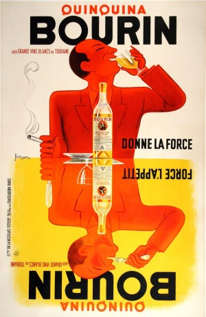 Bourin by VINTAGE POSTER