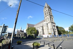 CATHEDRAL, SLIGO by Brian Corbett