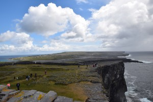 INIS MOR, THE ARAN ISLANDS by Brian Corbett