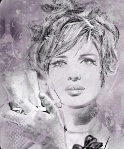 Monica by Caroline Hulin