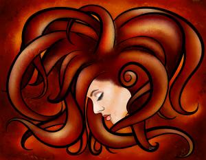 Cassandrina V1 - jellyhair by Cersatti Art
