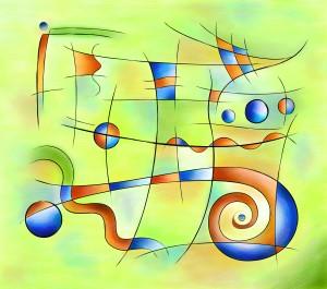 Frenesia - mad world by Cersatti Art
