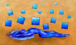 Lavonissia V1 - blue treasure by Cersatti Art