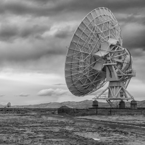 Very Large Array New Mexico by Chris Cramer