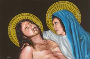 Pieta by Cierra Rose Designs