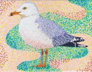 Seagull by Cierra Rose Designs