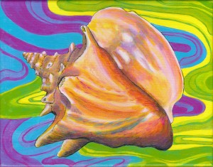 Seashell by Cierra Rose Designs