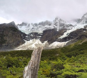 Glacier Frances - Patagonia by Creative Endeavors - Steven Oscherwitz