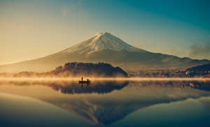 Fuji mountain by CyclopsfromHungary