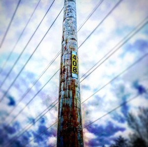 Power Pole by DH Photo Concepts