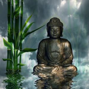 Harmony - Buddha by Dagmar Marina