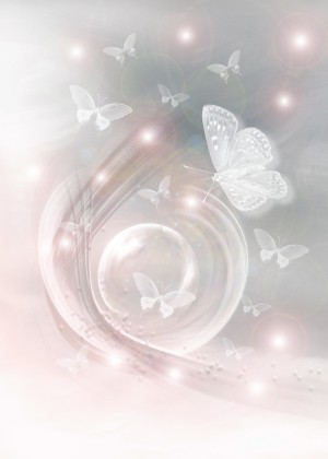 magical dream world of butterflies by Dagmar Marina