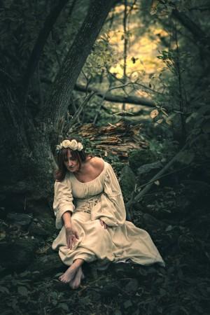 La halte by Daniel Thibault artiste-photographe