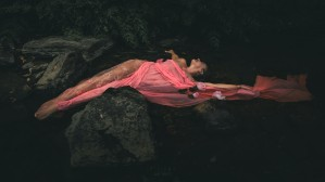 Mizu no hana 8 by Daniel Thibault artiste-photographe