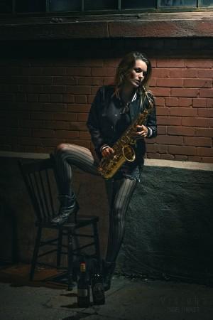 Backstreet Blues by Daniel Thibault artiste-photographe