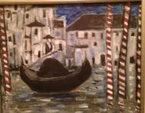 Gondola by Darryl Green