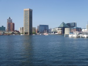 Baltimore Harbour by Darryl Green