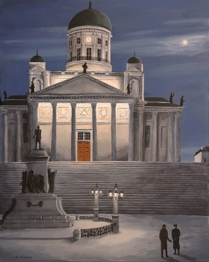 Midnight in Helsinki by Dave Rheaume