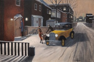The Getaway by Dave Rheaume