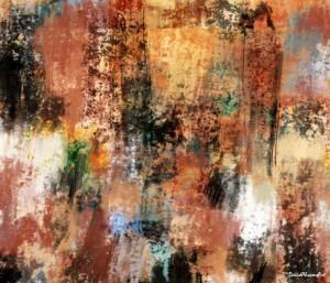 Brownian Movement by David Abrams Art