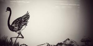 Bird by Dayalan Oviyan