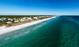 Seagrove Beach  by Destin30A Drone