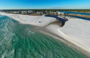 Grayt Beach by Destin30A Drone