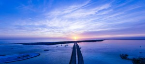 Cool Bridge by Destin30A Drone