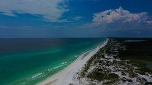 No PPL Beach by Destin30A Drone
