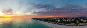 Seaside Pano by Destin30A Drone