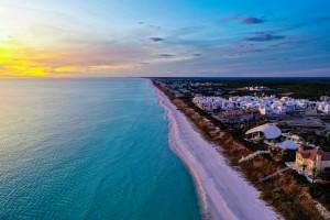 Alys Beach by Destin30A Drone