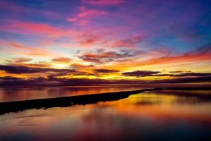 Oka Island Colors by Destin30A Drone